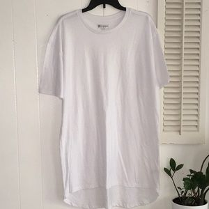LulaRoe Hi Low long T-shirt size XXL